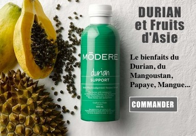 MODERE Durian support